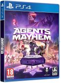 AGENTS OF MAYHEM PL PS4