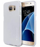 Mercury I-Jelly Etui do Huawei P20 Lite srebrny