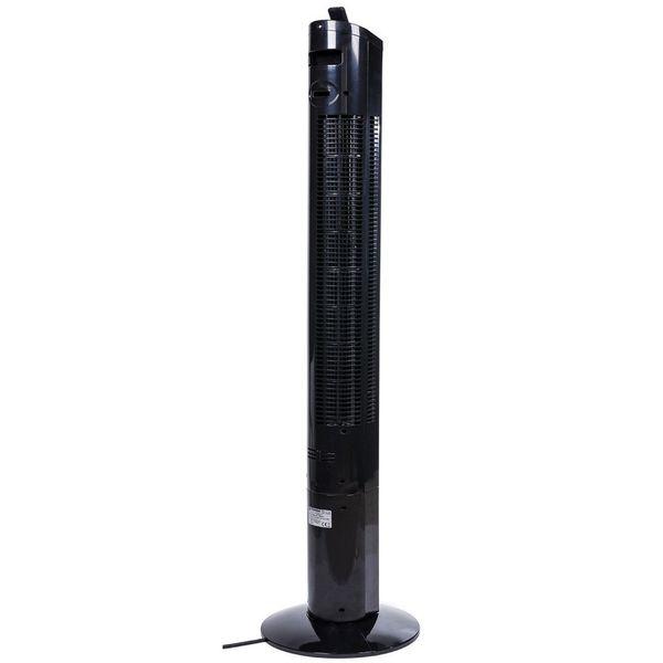Wentylator kolumnowy Powermat Onyx Tower-120 90W z pilotem idealnie sprawdzi się w domu i biurze w sezonie letnim podczas wysokich temperatur na Arena.pl