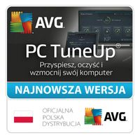AVG PC TuneUp 1PC/2Lata