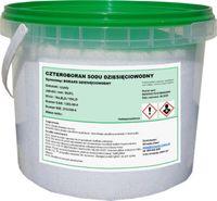 BORAKS CZTEROBORAN SODU DZIESIĘCIOWODNY 10H2O 3kg