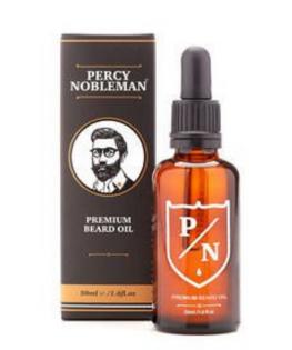 Percy Nobleman Olejek do brody Zapachowy 50 ml