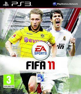 FIFA 11 - PS3 (bez pudełka)