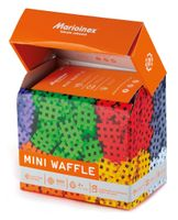 Marioinex Klocki Wafle Mini, 300 szt, kreatywne