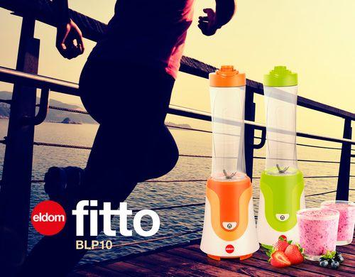 Blender ELDOM BLP10 - zielony na Arena.pl