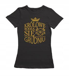 Koszulka damska na prezent urodzinowa urodziny 190