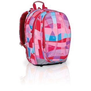 Plecak szkolny dwukomorowy Topgal chi 703