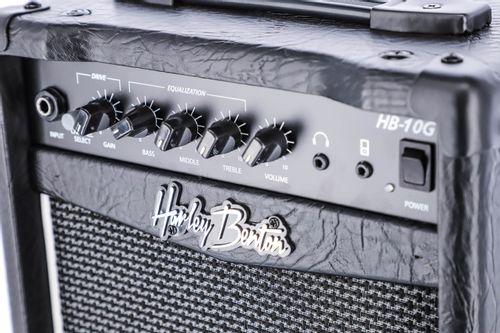 Gitara elektryczna Harley Benton ST-Junior ZESTAW na Arena.pl