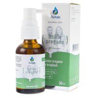 Avitale Dzikie oregano w kroplach (90% karwakołu) - 30 ml