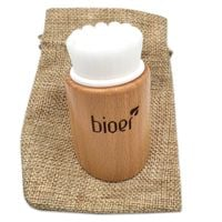 Szczotka do peelingu i głębokiego oczyszczania twarzy – włosie białe – Bioer