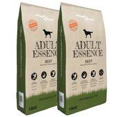 Sucha karma dla psów Adult Essence Beef, 2 szt., 30 kg