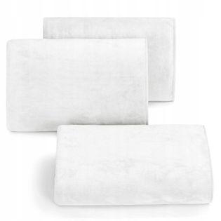 Ręcznik Szybkoschnący Biały Do Sauny SPA Na Basen