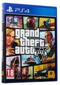 GTA V/GRAND THEFT AUTO 5 PS4 PL NOWA WYS24H