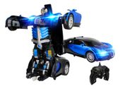 Transformers auto robot sterowany pilotem RC Z663N