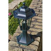 Lampa ogrodowa ciemnozielona (41 cm) zdjęcie 3