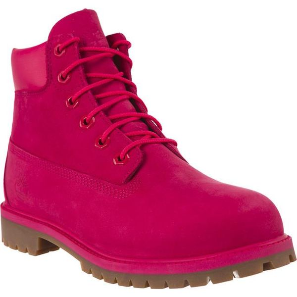 BUTY TIMBERLAND 6 IN PREMIUM WP BOOT A1ODE 36 Rose Red