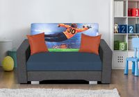 Kanapa Sofa Adis Amerykanka Funkcja Spania z pojemnikiem