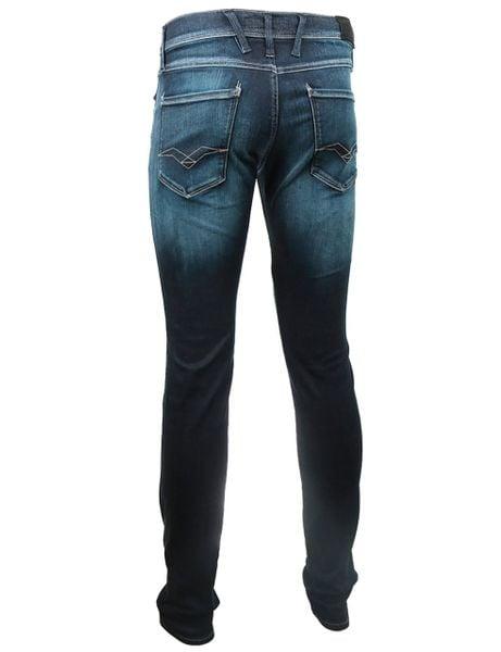 Replay Jeans Anbass Hyperflex Slim Fit  M91400066102D - W30/L32 na Arena.pl