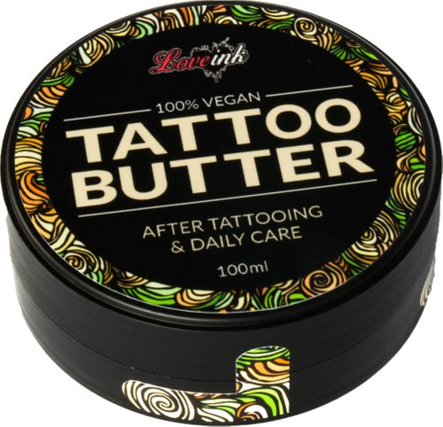 Loveink Tattoo Butter Orange 100 ml masło do tatuażu na Arena.pl