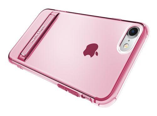 Etui Nillkin Crashproof II TPU do Apple iPhone 7 Kolor - Czerwony na Arena.pl
