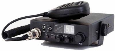 CB RADIO Canva 278 ASQ + Hustler IC-100 oryginał