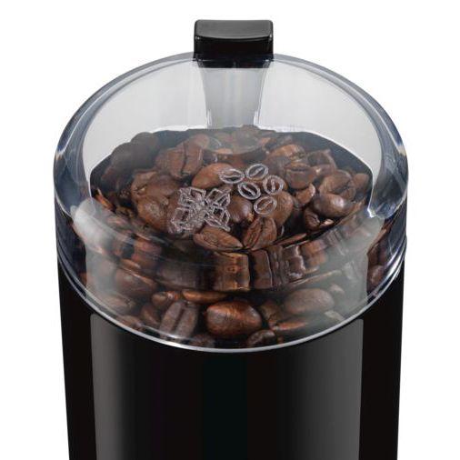 Młynek elektryczny do mielenia kawy Bosch MKM6003 czarny zdjęcie 2