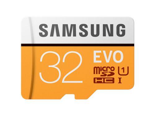 Samsung EVO microSDHC 32GB UHS-I U1 MB-MP32GA/EU na Arena.pl