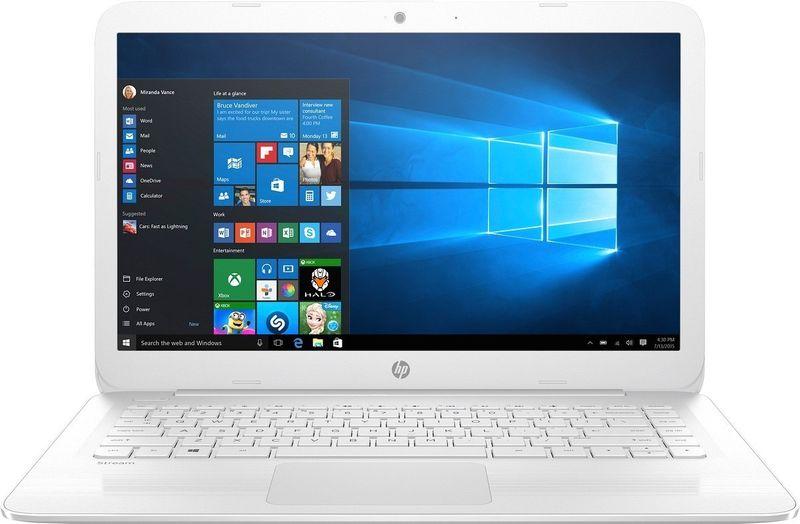 HP Stream 14 Intel DualCore N3060 4GB 64GB SSD W10 zdjęcie 1