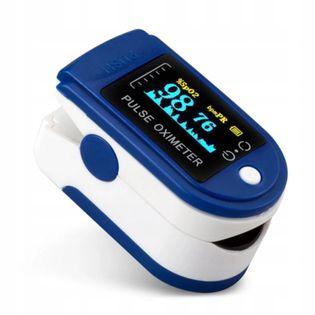 Pulsoksymetr napalcowy Medical Promo P-01