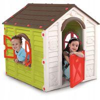 Domek ogrodowy dla dzieci RANCHO PLAYHOUSE