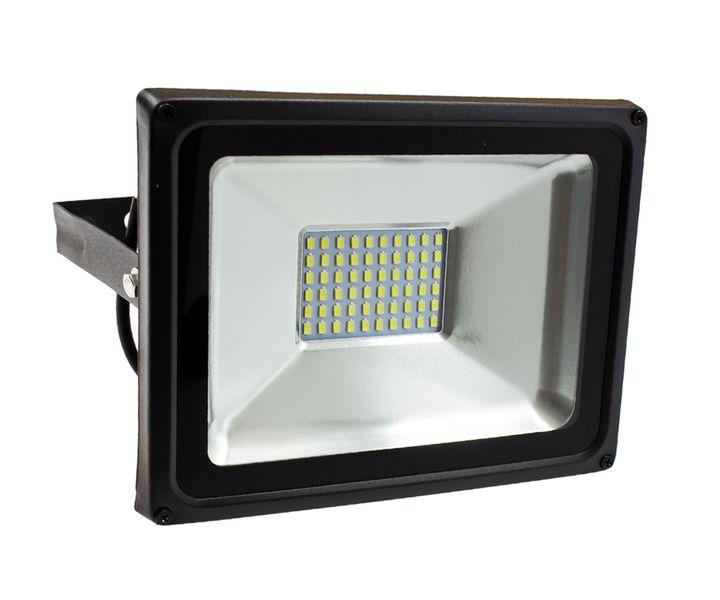 Naświetlacz LED SLIM  50W halogen lampa 3kolory zdjęcie 1