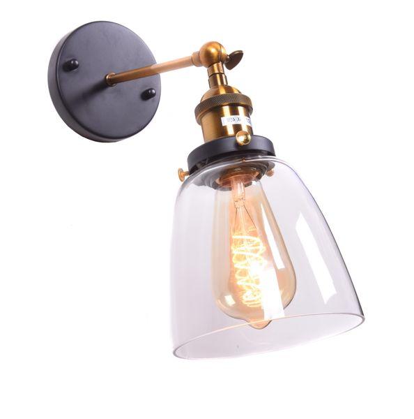 LAMPA ŚCIENNA KINKIET LOFTOWY FABI zdjęcie 3