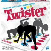 Hasbro Gra Twister Refresh