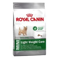 ROYAL CANIN MINI ADULT LIGHT SUCHA KARMA DLA PSA Z NADAWAGĄ 8KG