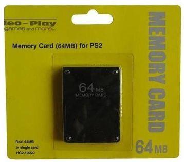 Karta Pamięci 64MB do PS2