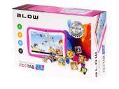 Tablet BLOW KIDSTAB 7.4 +etui +gry dla dzieci - różowy zdjęcie 3