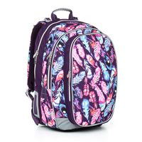 Plecak dwukomorowy dla dziewczynki TOPGAL CHI 796