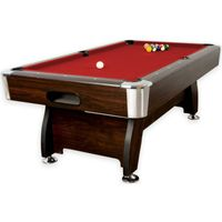 Stół bilardowy pool bilard Premium 7ft + akcesoria bilardowe M01424