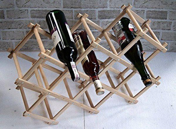 Stojak Na Wino zdjęcie 5