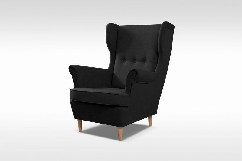 Fotel uszak, skandynawski, Promocja, szybka realizacja Fotel zdjęcie 1