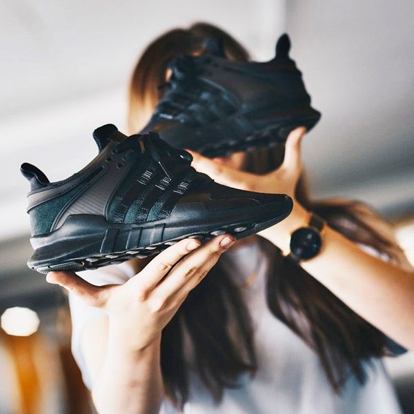 Adidas Originals EQT Support ADV zX BY9110 R 36 2 Czarne buty damskie