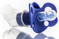 Smoczek dla niemowląt do Inhalatora medycznego Miś lub Krówka SisiBaby®