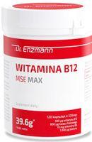ENZMANN WITAMINA B12 MSE MAX METYLOKOBALAMINA 120 TABLETEK