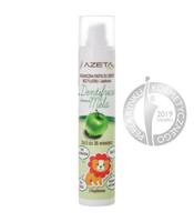 Pasta do zębów bez fluoru z ksylitolem i aloesem dla dzieci 0-3 lata jabłkowa 50 ml, Azeta Bio