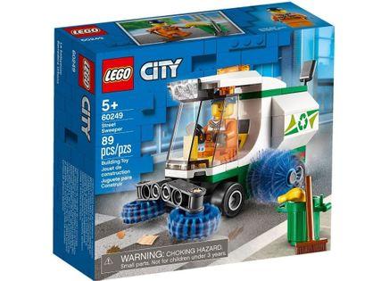 LEGO City - Zamiatarka 60249