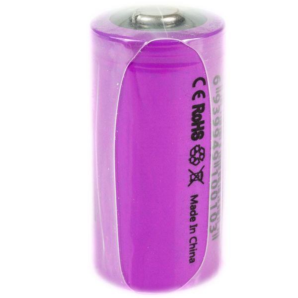 1x bateria akumulatorek CR 123 a 3v 1200 mAh RCR 16340 Lithium CR17345 na Arena.pl