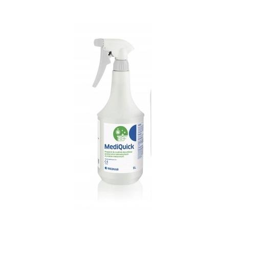 Medilab Mediquick Spray do dezynfekcji powierzchni 1 L na Arena.pl