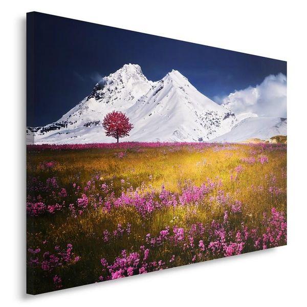 Obraz na płótnie - Canvas, Alpy 120x80 zdjęcie 2