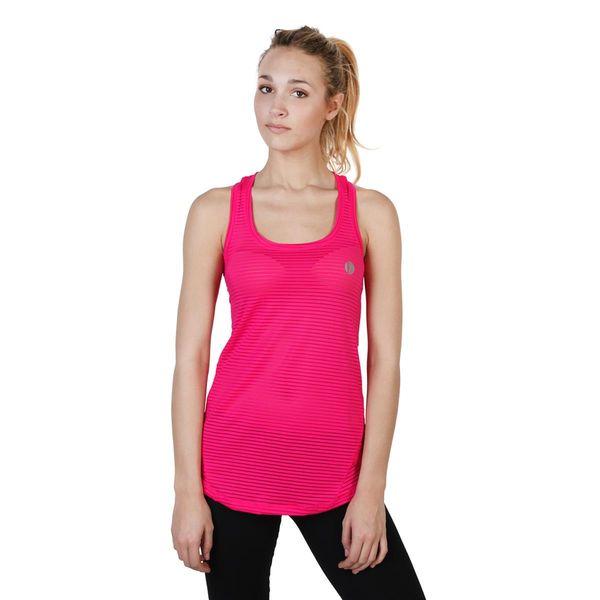 92a6345b78a7d1 Elle Sport sportowa koszulka damska Top różowy XS • Arena.pl
