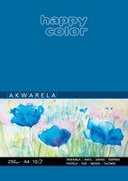 Blok akwarelowy A4 Happy Color